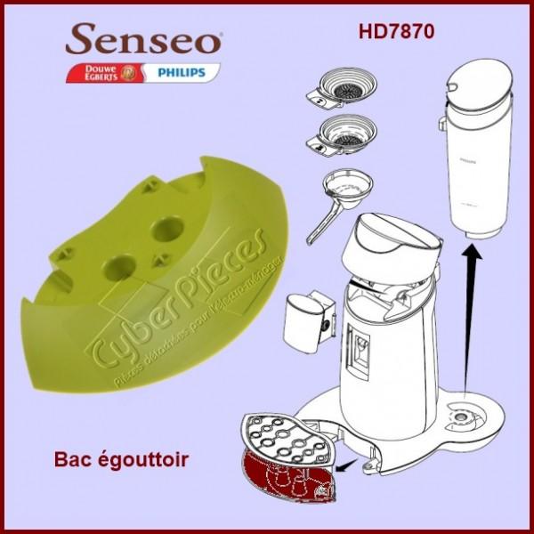 Bac égouttoir vert Senseo - 422224767491