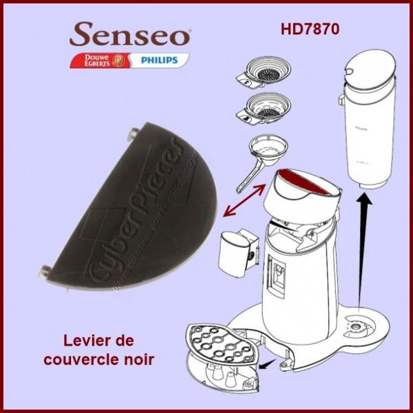 Levier du couvercle Senseo - 422224768191
