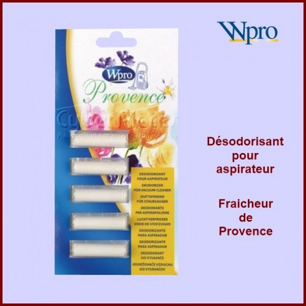Désodorisant pour aspirateur fraicheur provençale