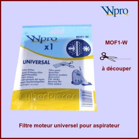 Filtre moteur universel MOF1-W / 481981729201