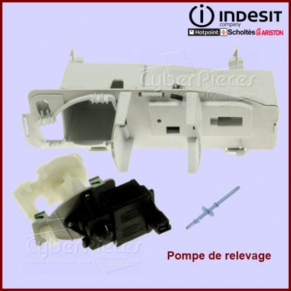 Pompe de relevage avec kit flotteur Indesit C00260640