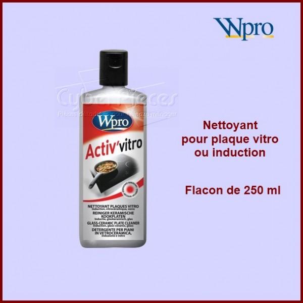 Crème nettoyante vitrocéramique WPRO