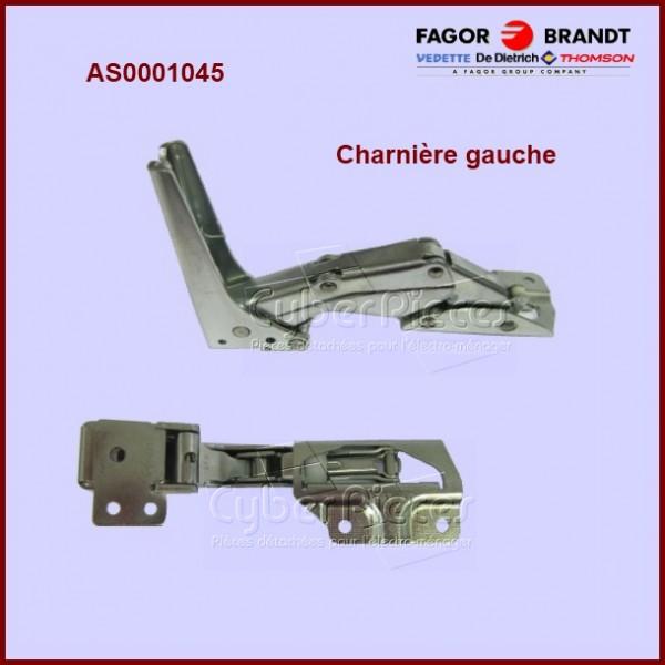 Charnière gauche DHD791X1 - Brandt AS0001045