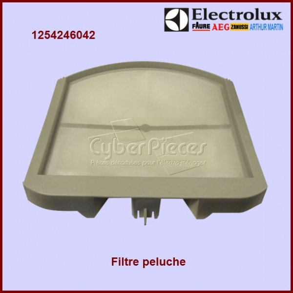 Filtre à peluches Electrolux 1254246034
