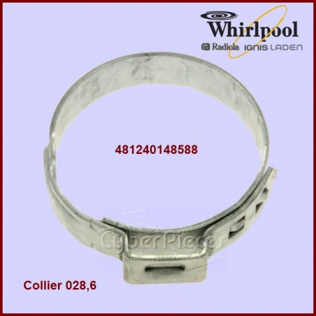 Collier 028,6 Whirlpool 481240148588