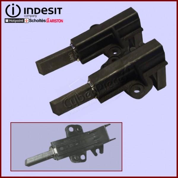Kit 2 charbons moteur Indesit C00196542