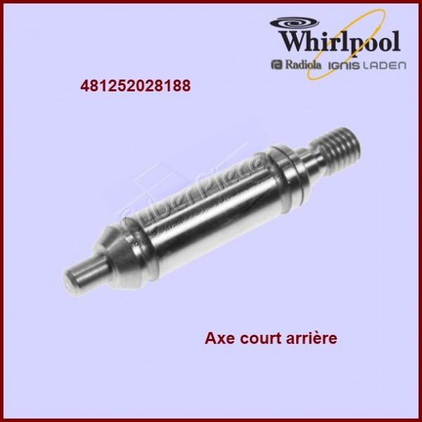 Axe court arrière du galet tendeur 481252028188