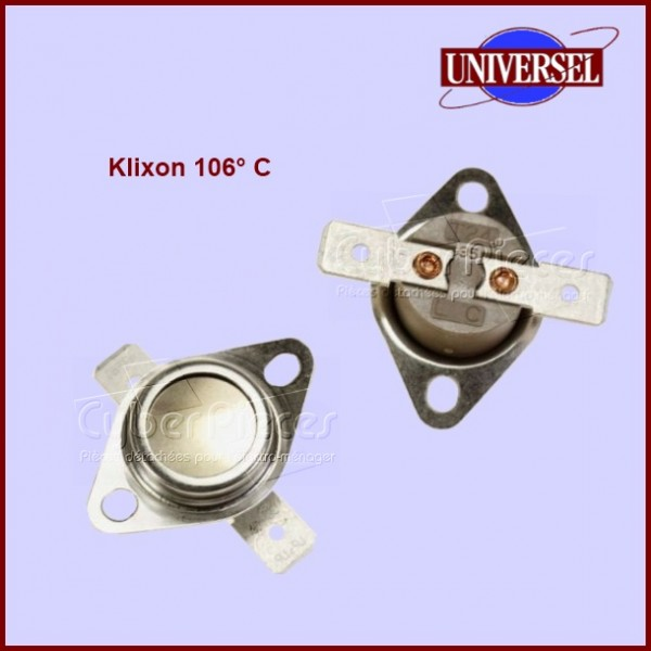 Thermostat frontal 106°