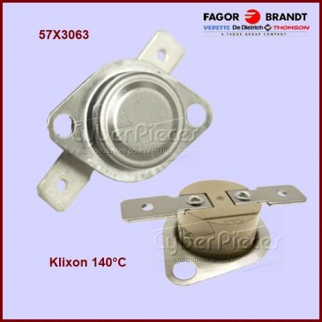 Thermostat 140° Brandt 57X3063