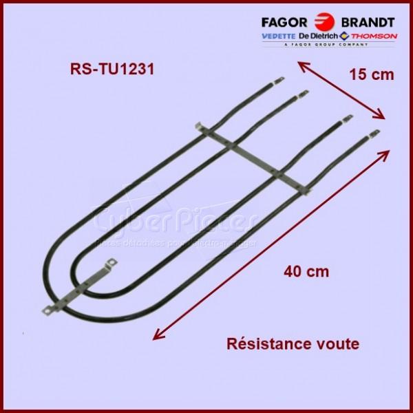 Résistance de voûte / grill 1700 W - ROWENTA / RS-TU1231