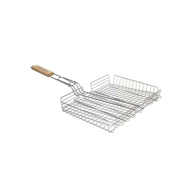 Grille de barbecue multi-usages 30,5 x 25 cm