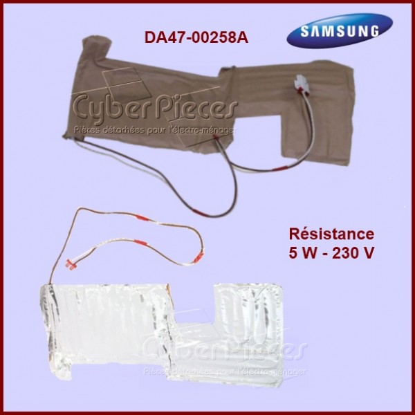 Résistance 5 W - 230V Samsung DA-4700258A