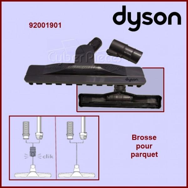 brosse parquet dyson 92001901 pour aspirateur petit. Black Bedroom Furniture Sets. Home Design Ideas