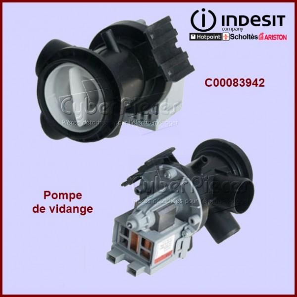 Pompe de vidange complète C00083942