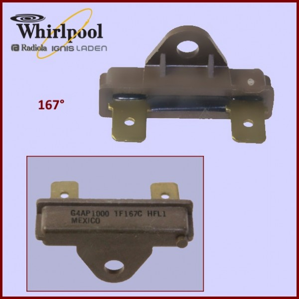 Thermo Fusible 167° Whirlpool