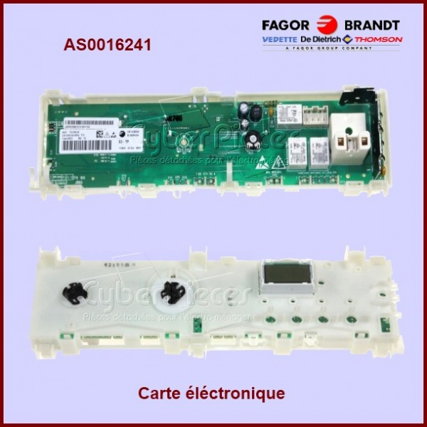 Carte électronique Brandt AS0016241