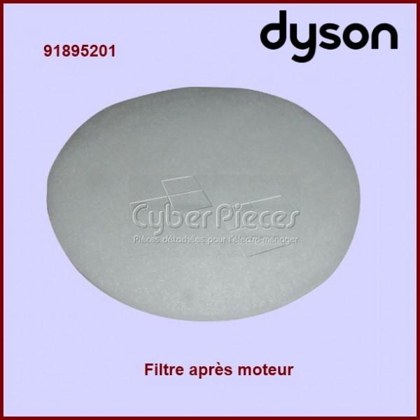 Filtre après moteur 91895201 Dyson - Adaptable