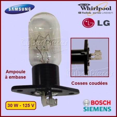 Ampoule 30w - Embase avec cosses coudées