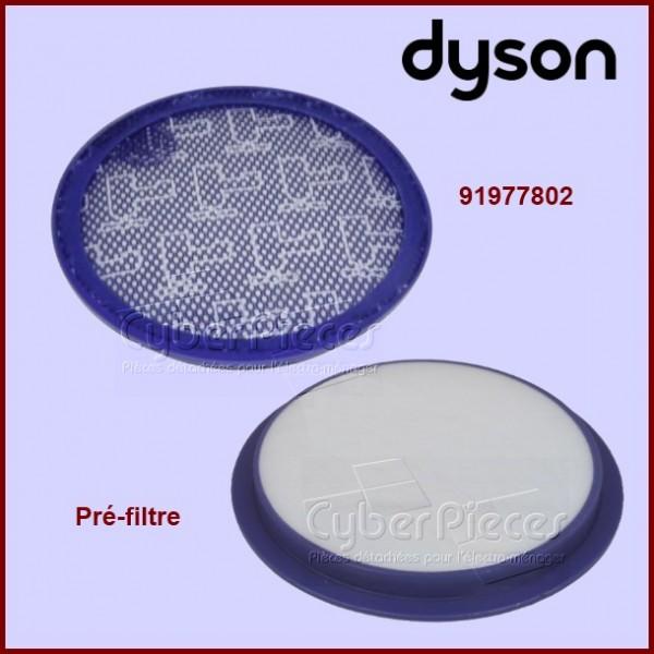 Pré filtre ASSY Dyson 91977802 - Adaptable