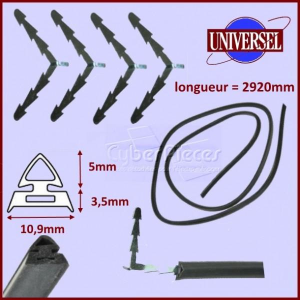 Joint de four universel pour fours ou cuisinieres cuisson pieces detachees electromenager - Joint de frigo universel ...