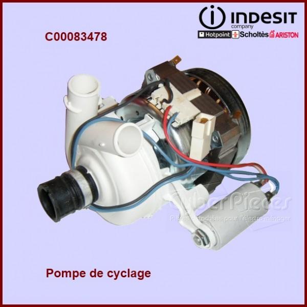 Pompe de cyclage Indesit C00083478