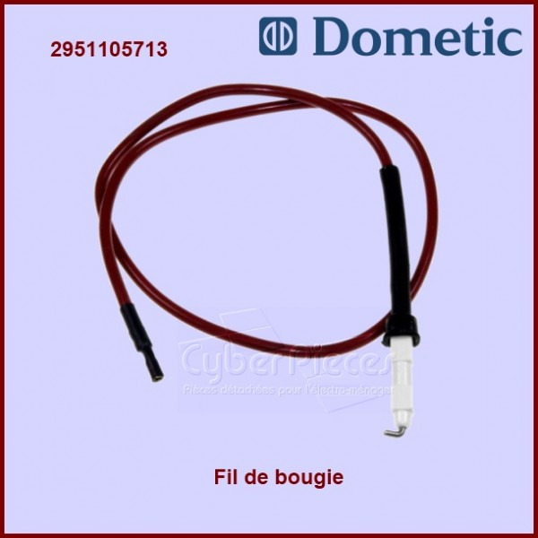 Fil de bougie 600mm Dometic 2951105713