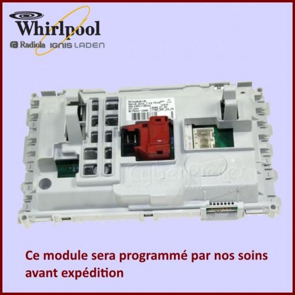 Module de Puissance Whirlpool 481010438418