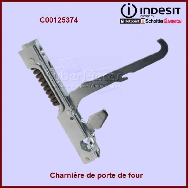 Charnière De Porte De Four C00125374