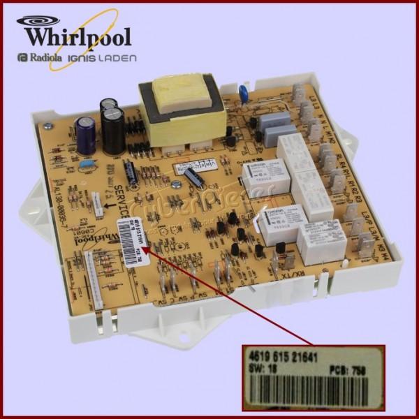 Platine de puissance Whirlpool 480131000045