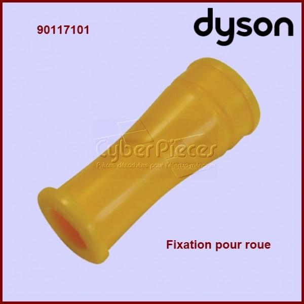 Fixation jaune pour roue Dyson 90117101