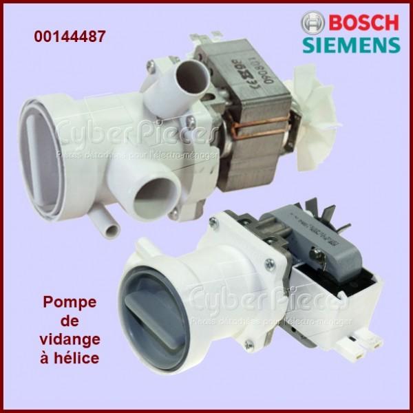 Pompe De Vidange Bosch 00144487 à hélice