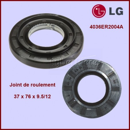 Joint d'axe 37X76/9,5X12 LG  0009466