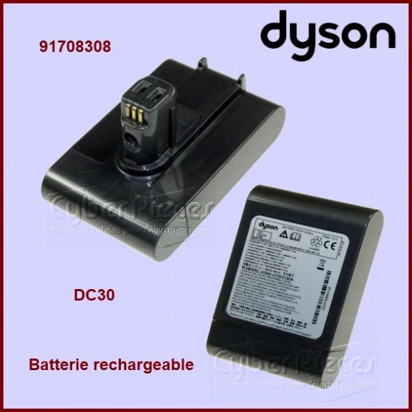 batterie dyson 91708308 pour aspirateur petit electromenager pieces detachees electromenager. Black Bedroom Furniture Sets. Home Design Ideas
