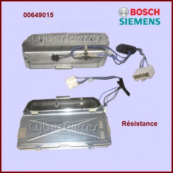 Résistance Bosch 00649015