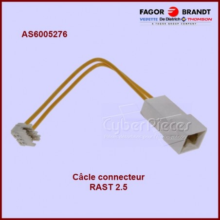 Câble connecteur Rast 2,5 - AS6005276