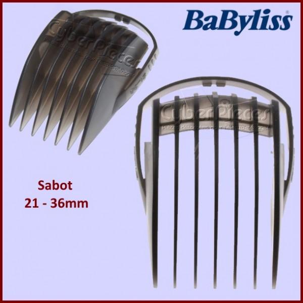 Peigne de tondeuse 21-36 mm Babyliss 35807092