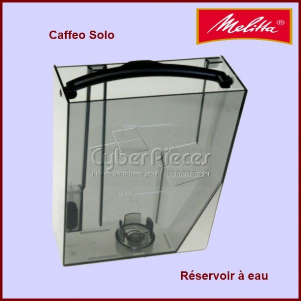 filtre melitta caffeo solo table de cuisine. Black Bedroom Furniture Sets. Home Design Ideas
