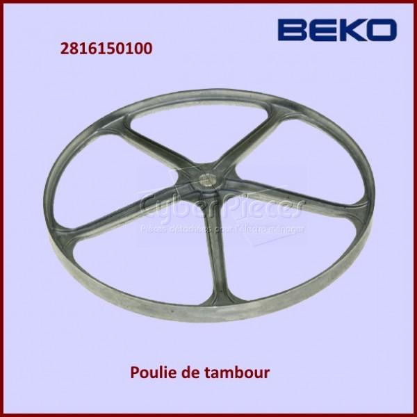 Poulie de Tambour Beko 2816150100