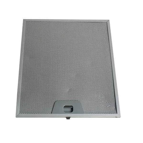 filtre graisse m tallique indesit c00059594 pour hottes. Black Bedroom Furniture Sets. Home Design Ideas