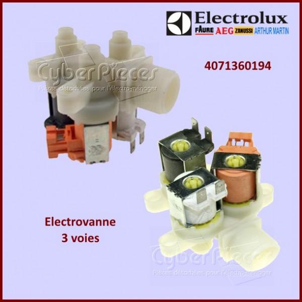 Électrovanne 3 Voies Electrolux 4071360194