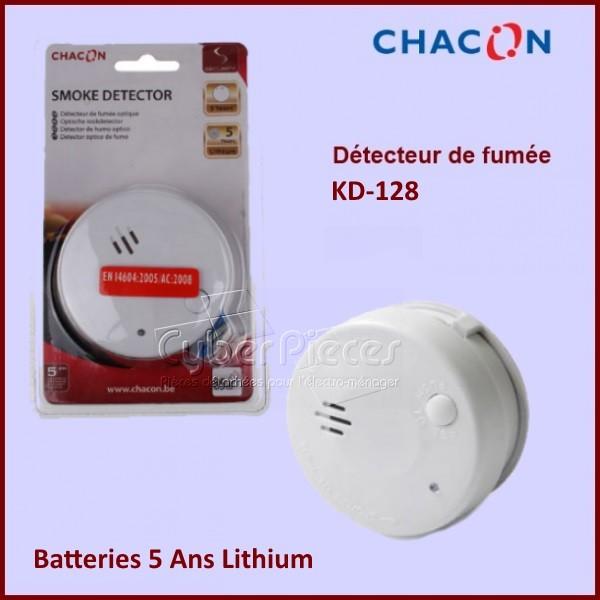 Détecteur de fumée  CHACON Kd-128 (34233)