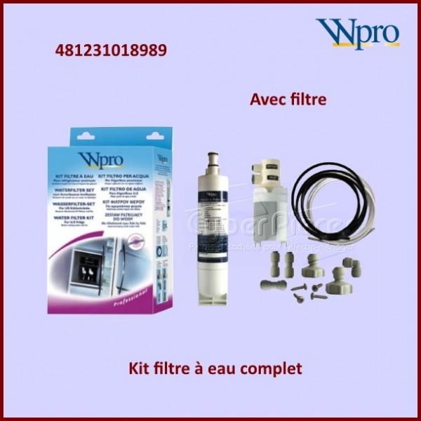 Kit d'installation alimentation d'eau universel 481231018989