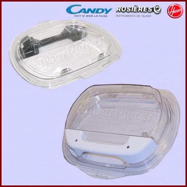 cassette r cup ration d 39 eau 40006253 candy pour seche linge lavage pieces detachees electromenager. Black Bedroom Furniture Sets. Home Design Ideas