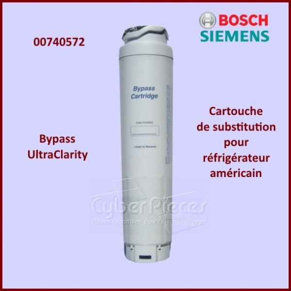 Filtre à eau pour réfrigérateur Us Bosch 00740572