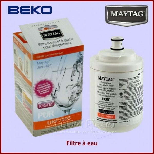 Filtre à Eau Frigo US - Beko 4346610101