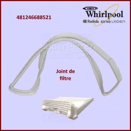 Joint De Filtre Whirlpool 481246688521