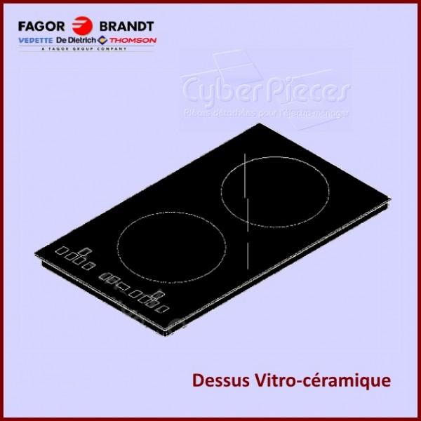 Dessus de verre AS0005451