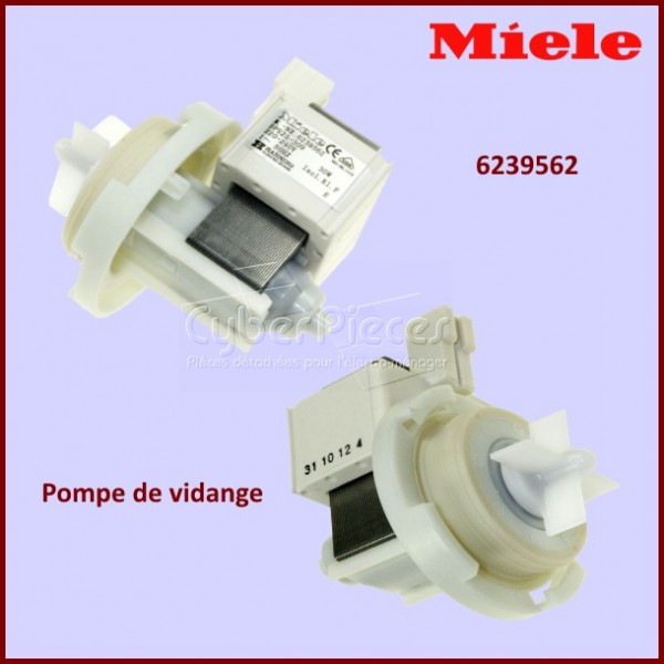 Pompe de vidange 30w DPS25-309 Miele 6239562