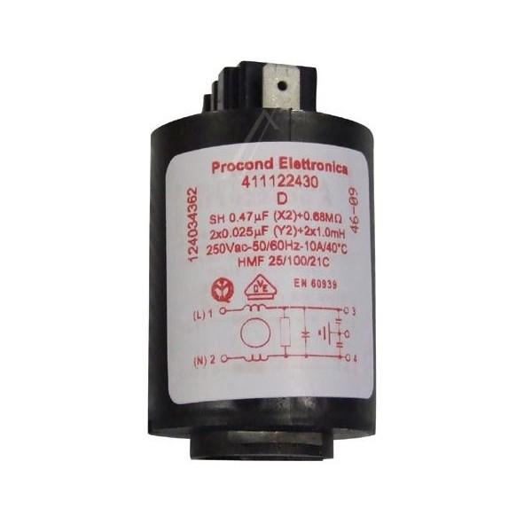 Filtre antiparasites 1240343622