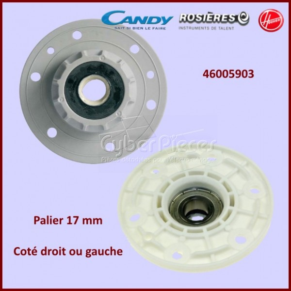 Palier axe 17 mm  Candy  46005903